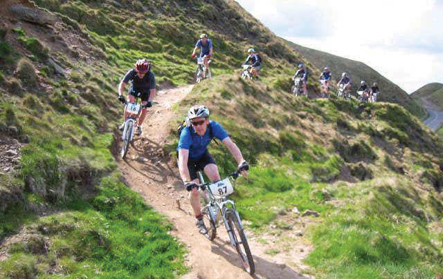 Coed-y-Brenin perfect for Mountain Bikers