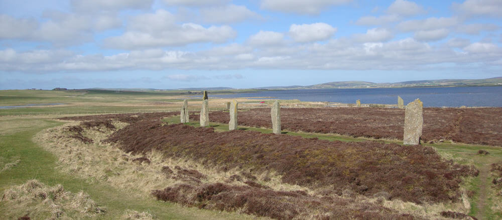 Orkney Ring of Brodgar Northern Isles