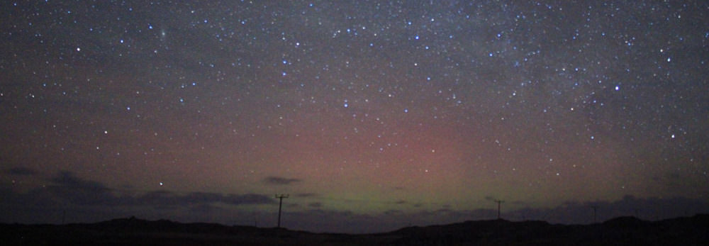 Dark Sky on Isle of Coll