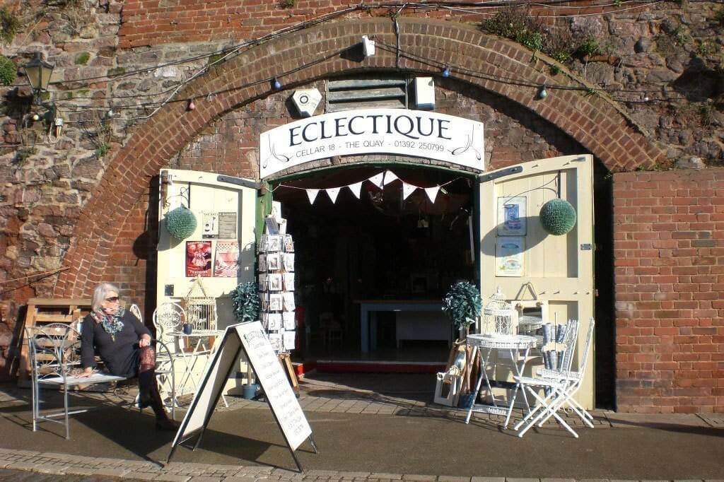 Eclectique Exeter Quayside