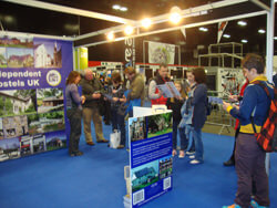 The Scottish Outdoor Pursuits Show, Edinburgh April 21-22