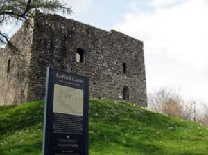 Holiday Devon - Lydford Castle