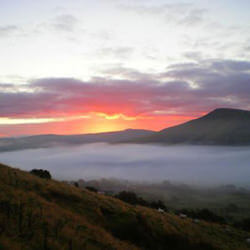 Mist in the Vale of Edale
