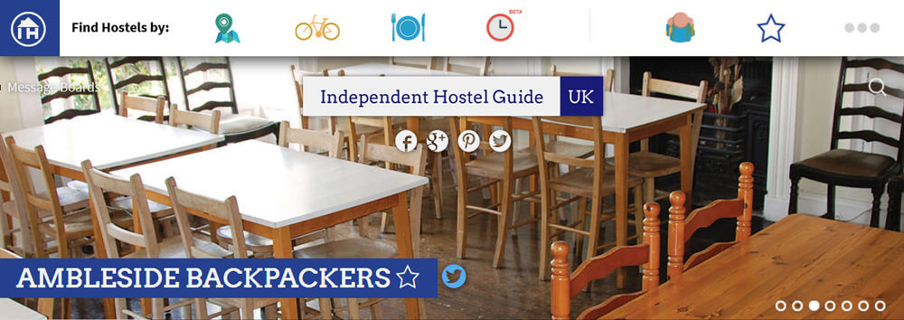 advertise your hostel on our website