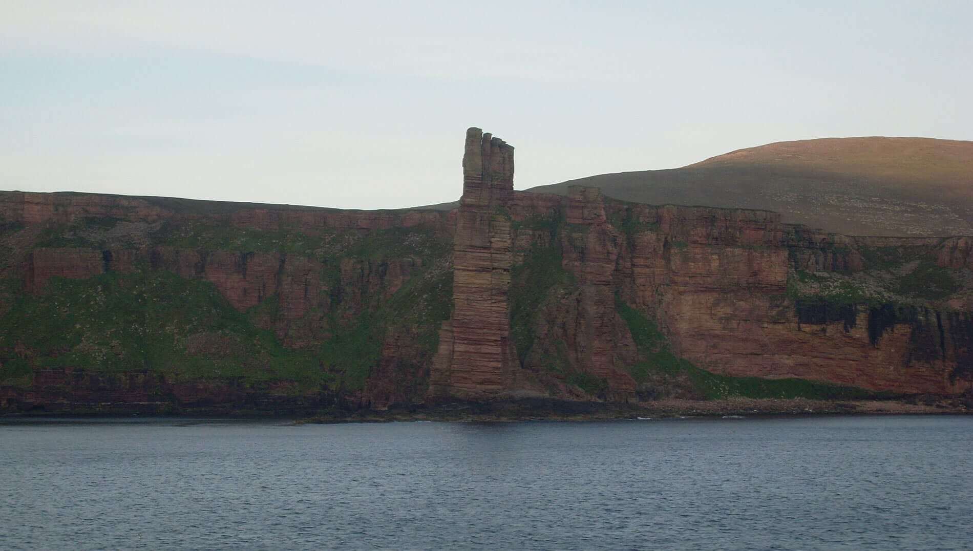 Old Man of Hoy : Orcadian hospitality