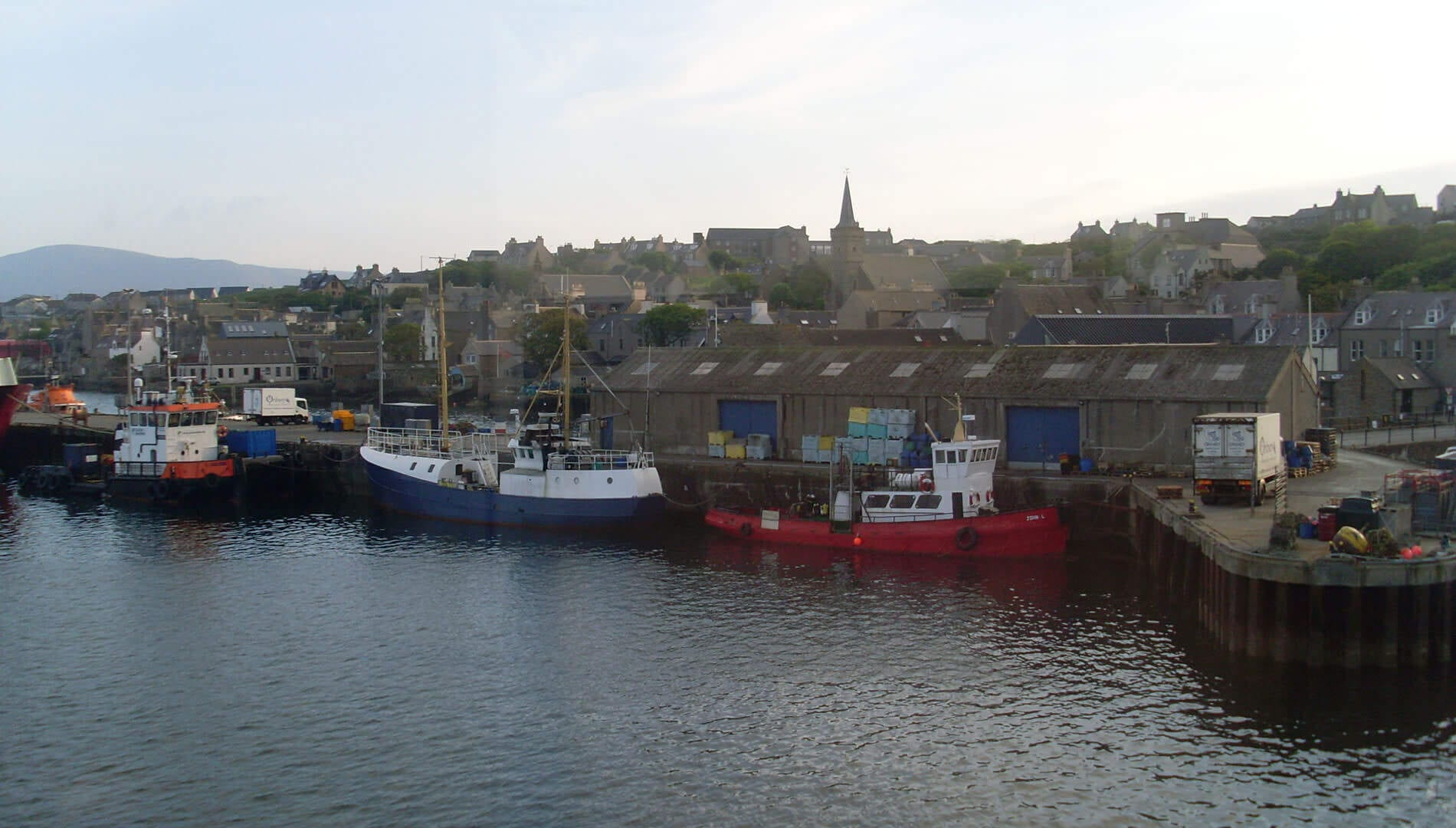 Stromness: Orcadian hospitality