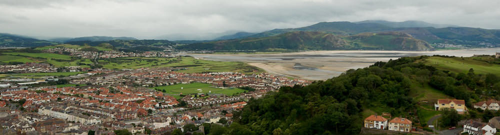 Llandudno From cable car