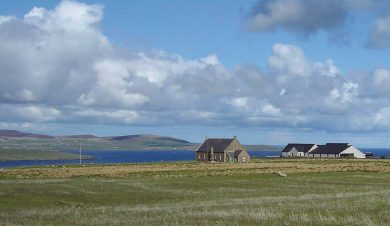Open in Orkney and Hebrides
