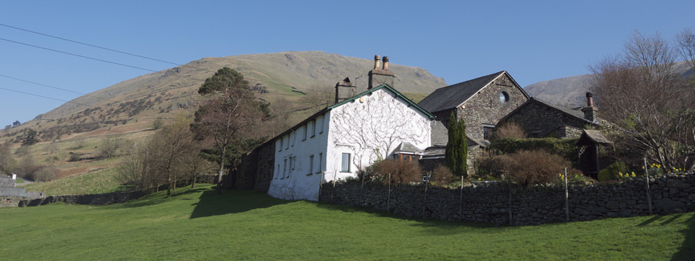 Grasmere Hostel in Wordsworth Country
