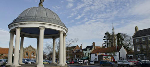 Castle Acre Bandstand