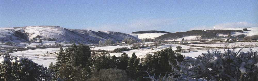 New year accommodation at mid wales bunkhouse