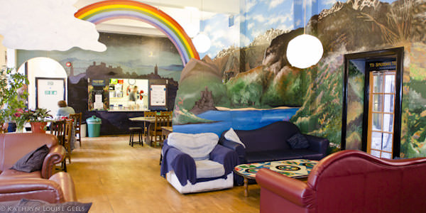 high street hostel Edinburgh