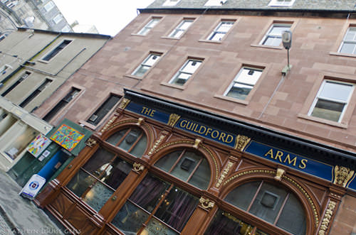 The Guildford Arms, Edinburgh