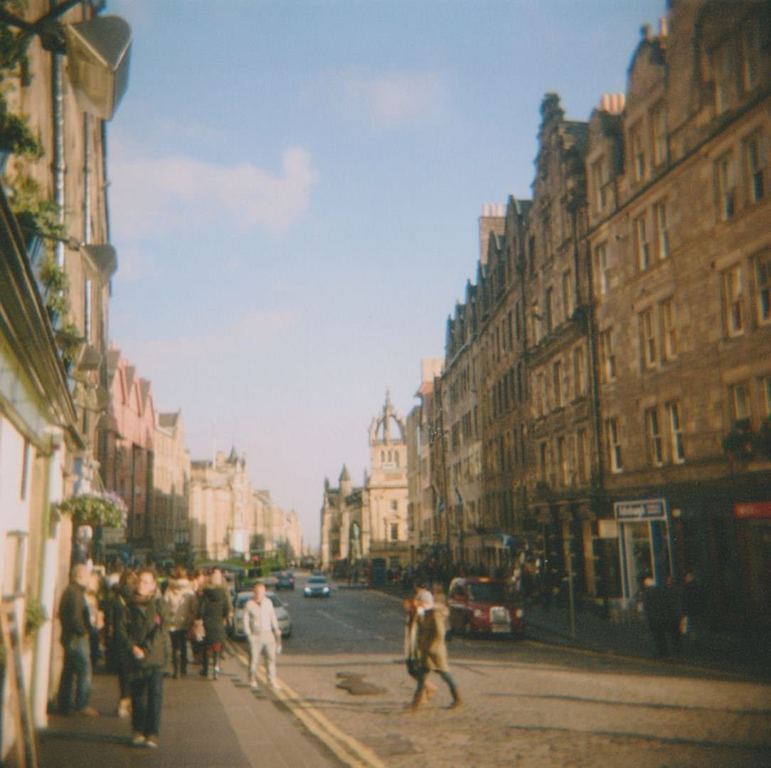 Edinburgh Capital City of Scotland Centre
