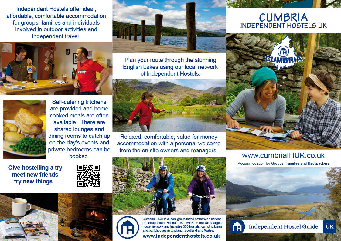 Independent Hostels Cumbria