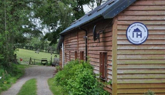 Welsh Bunkhouses, camping barns & hostels in Wales