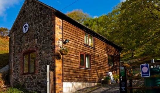 shropshire central england bunkhouses hostels camping barns