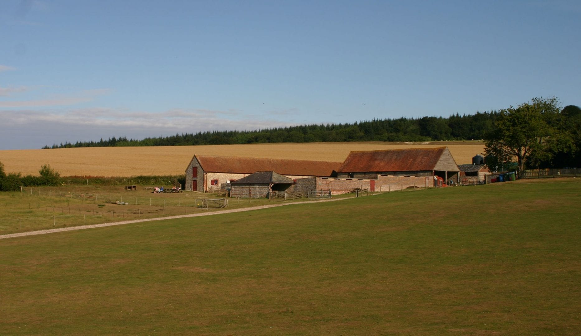 south east england gumber camping barn
