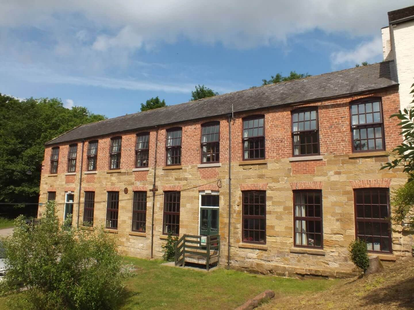 Cote Ghyll Mill