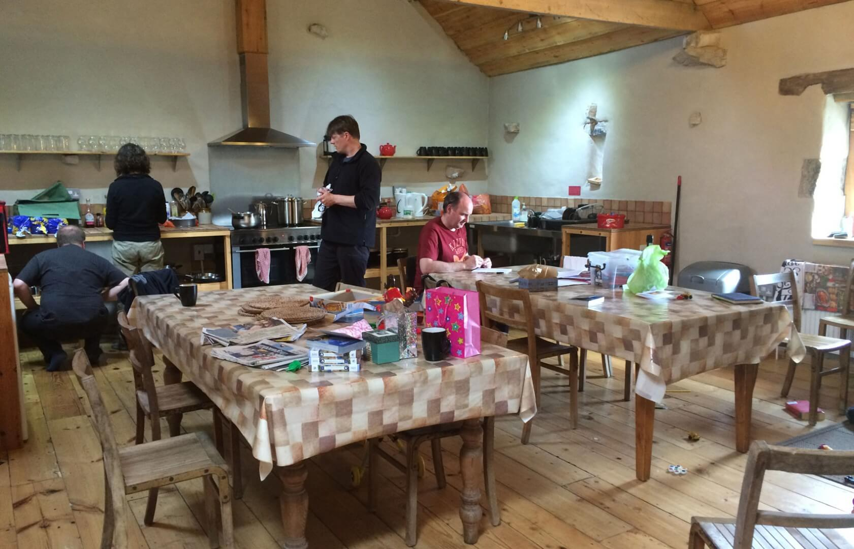 Bunkhouse in the Peak District
