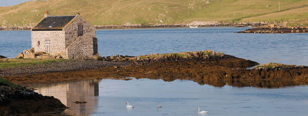 Shetland Bod in the Highlands and Islands