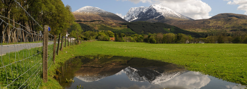 Ben Nevis from Fort William