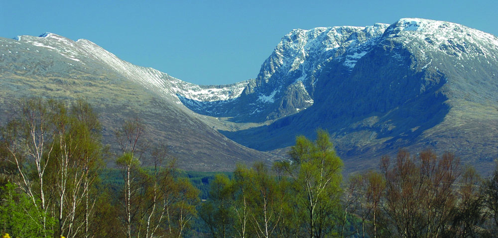 Ben Nevis Mountain, near Fort William