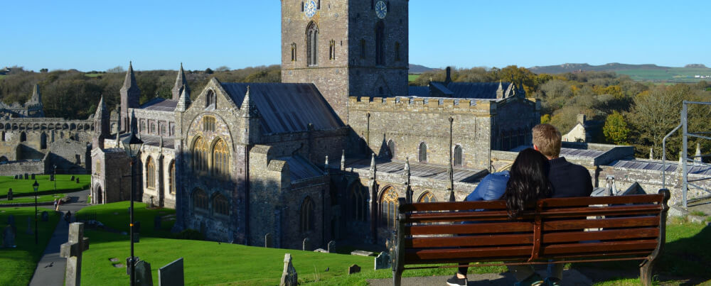 St Davids on our self catering Pembrokeshire holiday