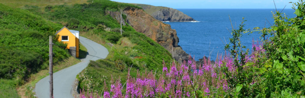 Trefin on our self catering in Pembrokeshire holiday