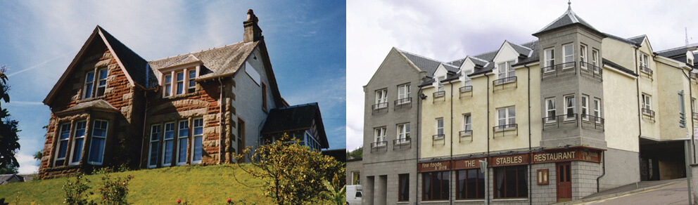 fort william hostels