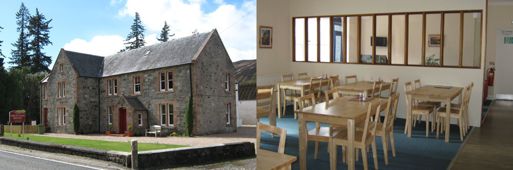 Great Glen Hostel, Laggan