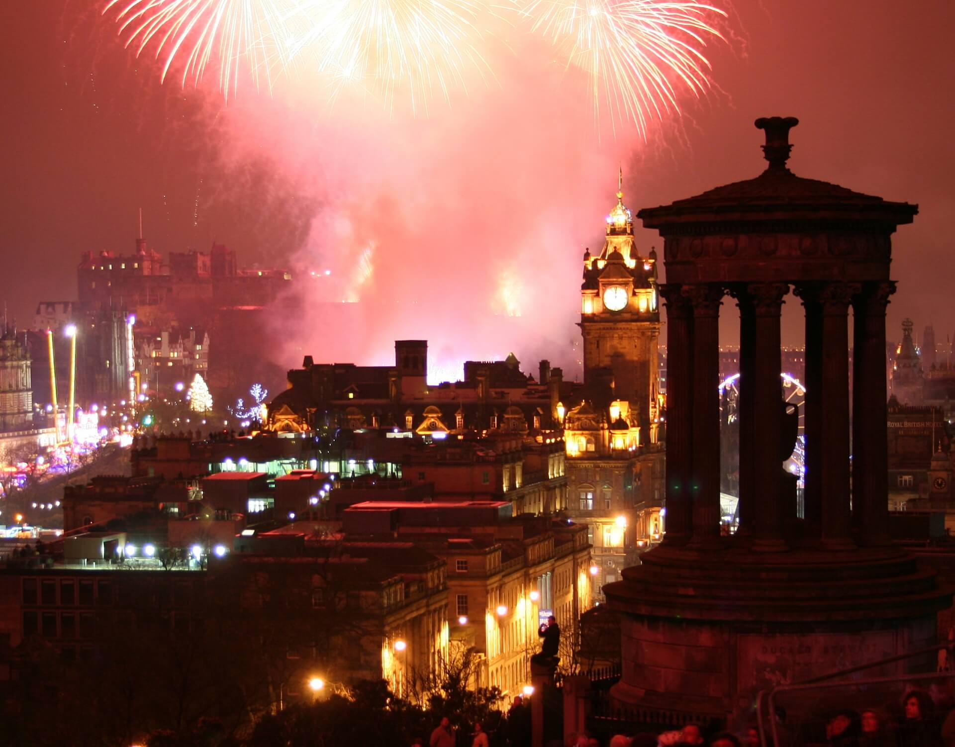 Haggis Hostel has beds for this years Hogmanay