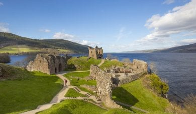 Loch Ness, Fort William, Inverness, The Great Glen