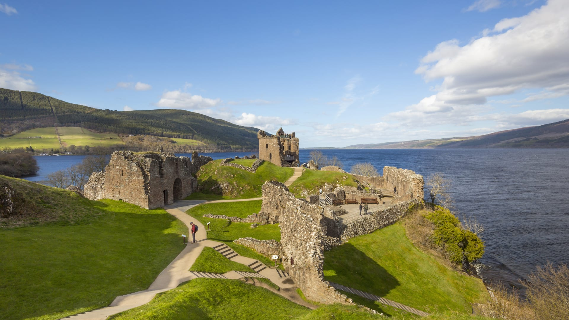 Loch ness,Fort William & The Great Glen: Bunkhouses & Hostels