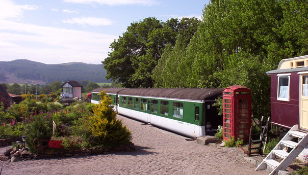 highlands of scotland hostels and bunkhouses