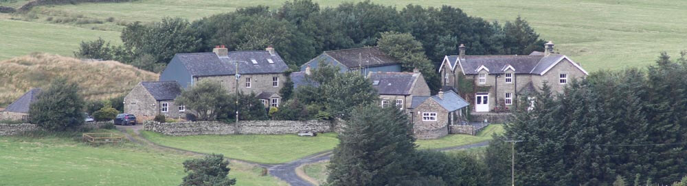 gibbs hill bunkhouse on the pennine way