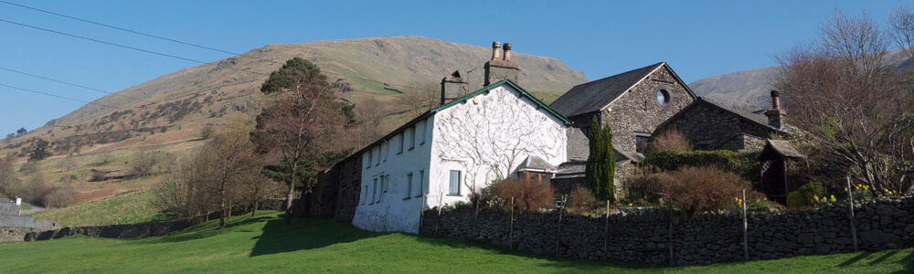 Grasmere Hostel in Grasmere on the Coast to Coast Walk