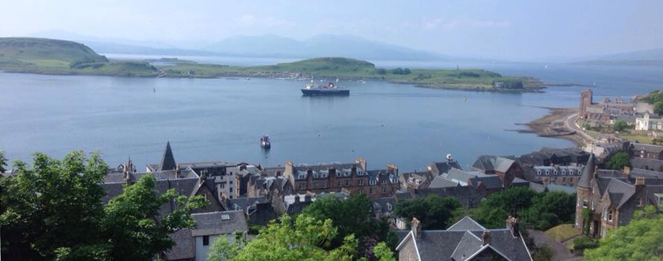 Oban - Highlands and Islands