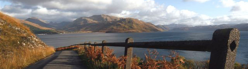 knoydart highlands and islands