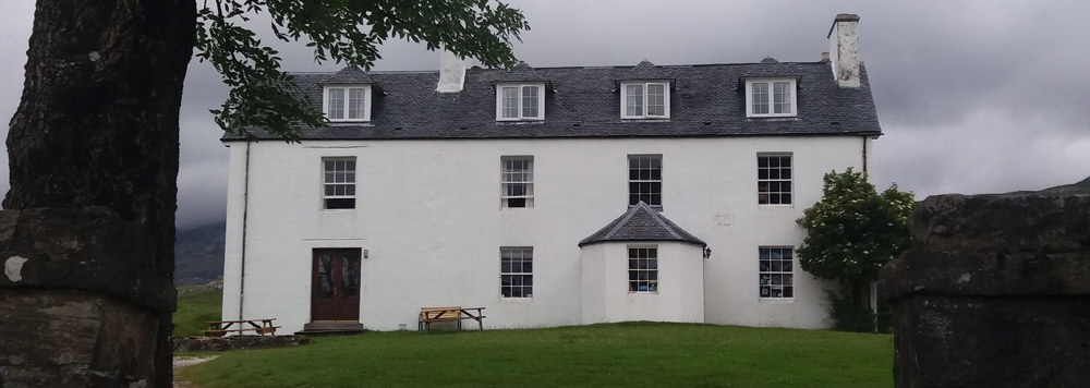 NC500 North Coast 500. Inchnadamph Lodge.