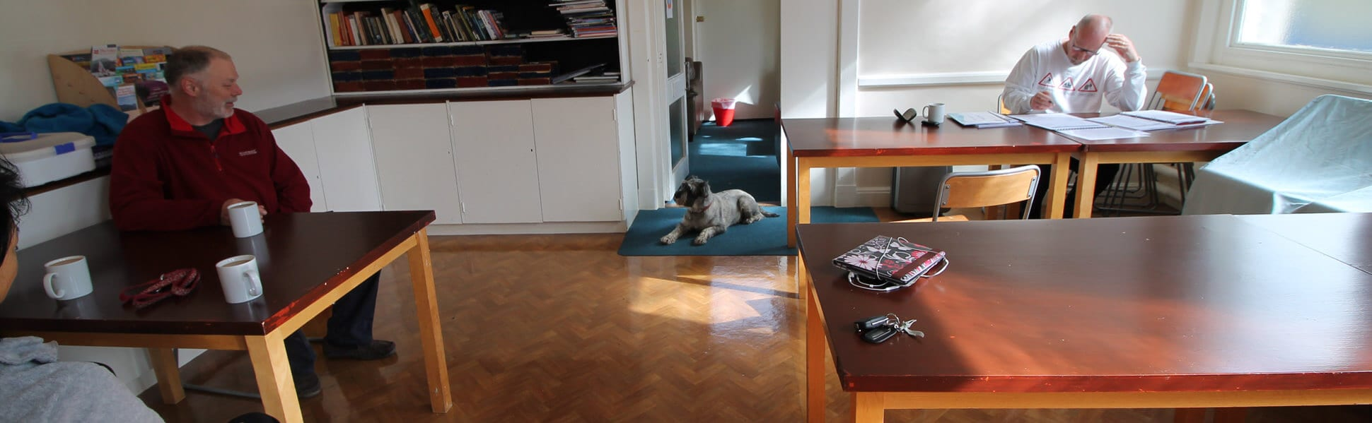 dog friendly accommodation at denton house
