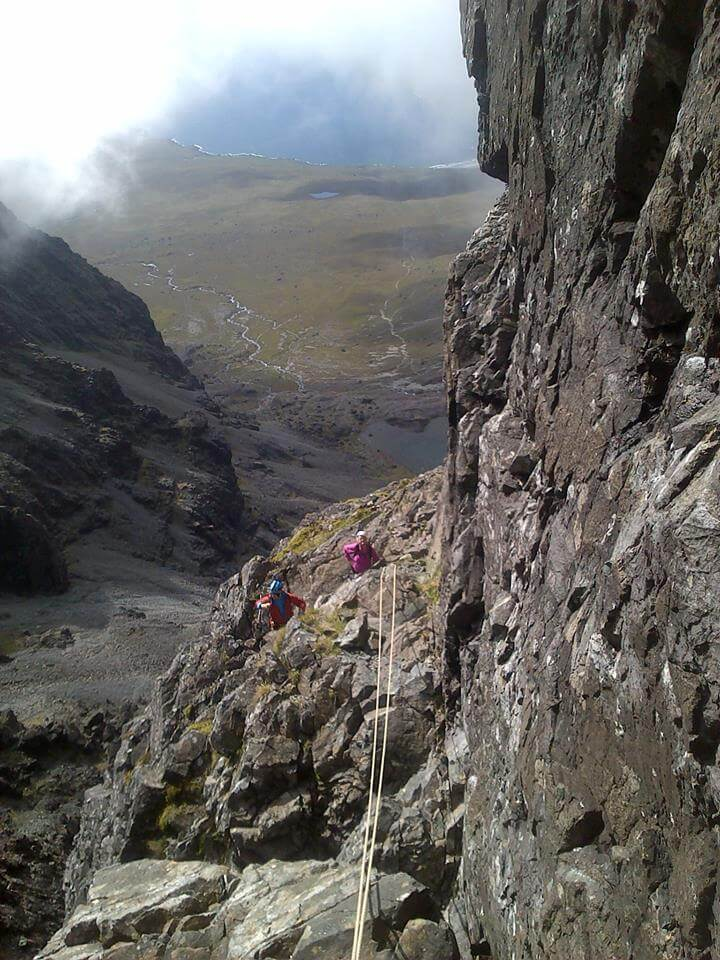 Skye Guides, the island's biggest provider of guiding for walking & climbing.