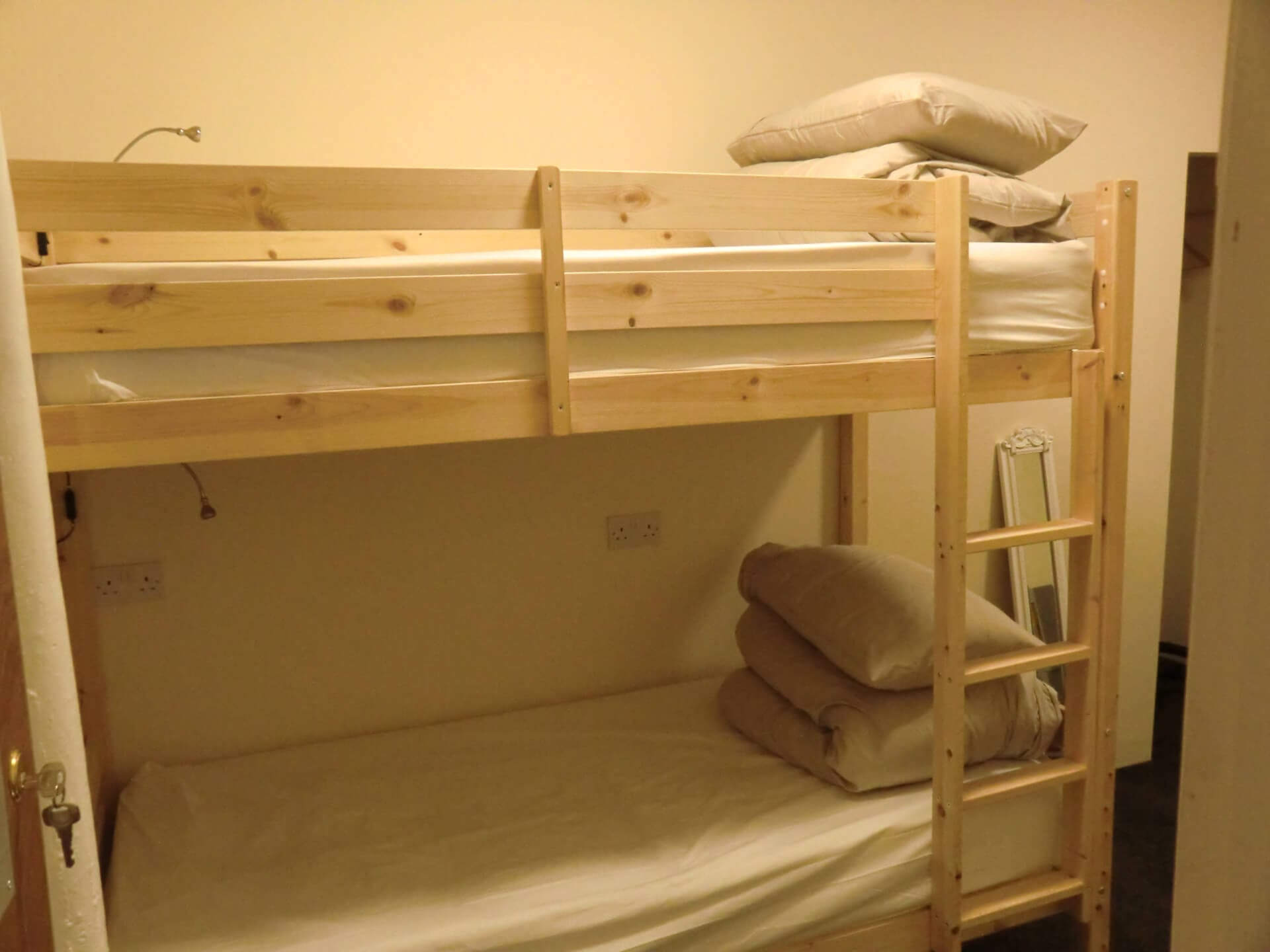 Family accommodation in Plymouth