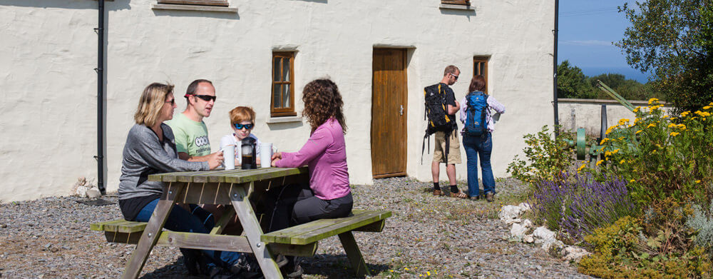 Hostels and bunkhouses by the sea provide great accommodation for inexpensive family seaside holidays
