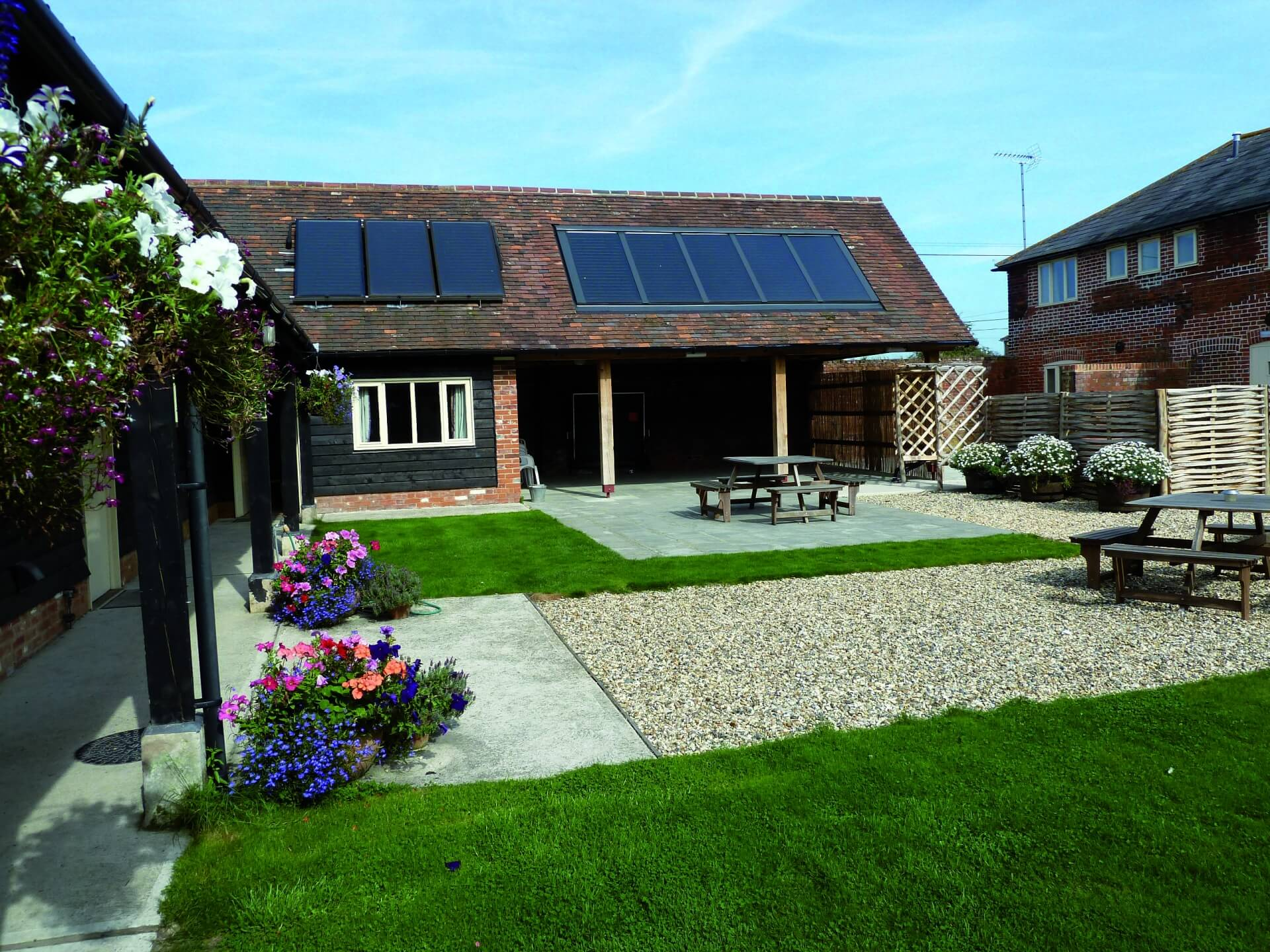 Palace Farm gets Gold for Green Tourisum