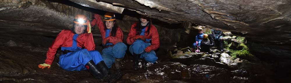 Long Churn Cave, Yorkshire Dales Caving