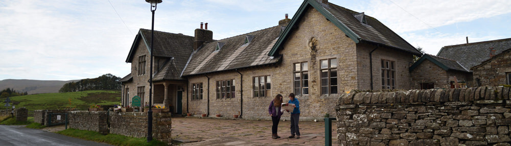 Hardraw Old School Bunkhouses offering Yorkshire Dales caving