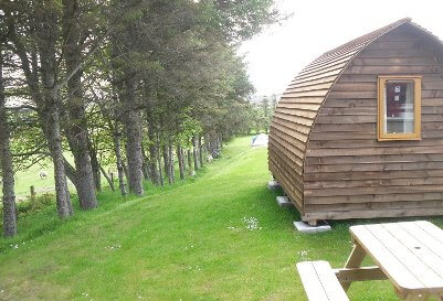 laxdale holiday park wigwams
