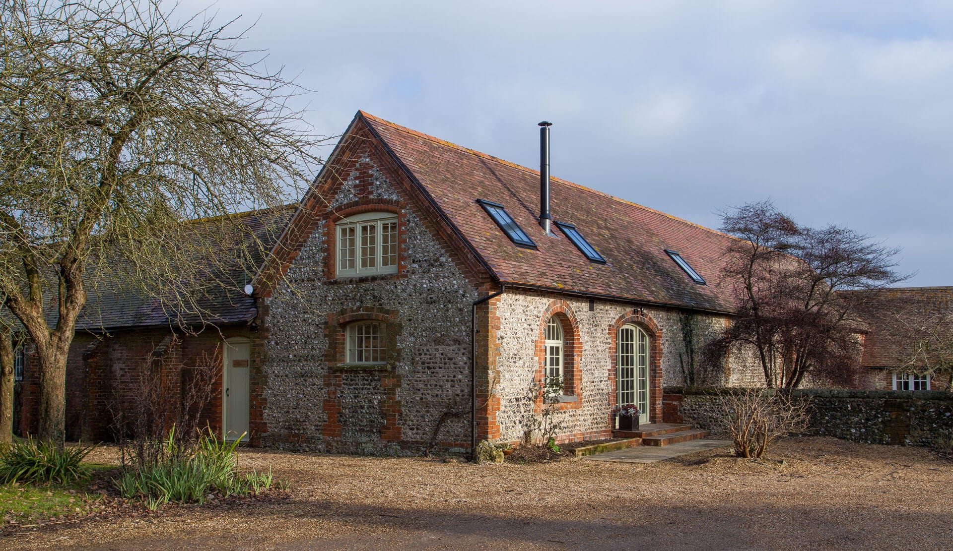 Brand new bunkhouse on the South Downs Way