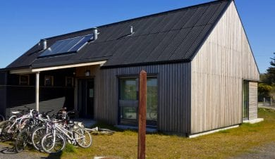 Coll Bunkhouse clear Dark Skies